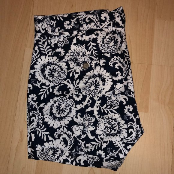 Floral Girlfriend Shorts
